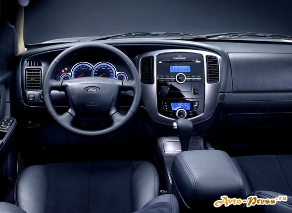 Ford Escape: Первый