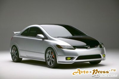 Honda Civic история.