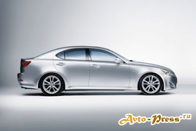 Новый Lexus IS 250