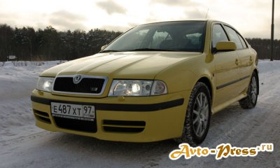 Skoda Octavia Tour RS