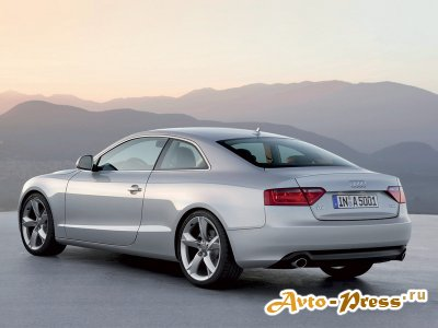 Audi A5 and Audi s5