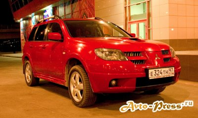 Mitsubishi Outlander Turbo