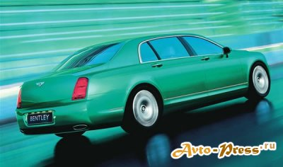 Bentley Arnage за 180 000 фунтов стерлингов